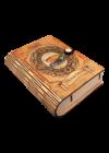 """""""Teakönyv I."""" fadobozos teakollekció"""