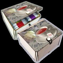 Egy csésze finomság- Gárdonyi teaház filteres teák fadobozban