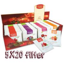 Gyümölcstea válogatás 5*20 filter