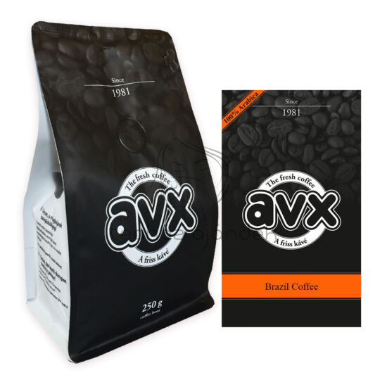 AVX Choco & Orange Blend