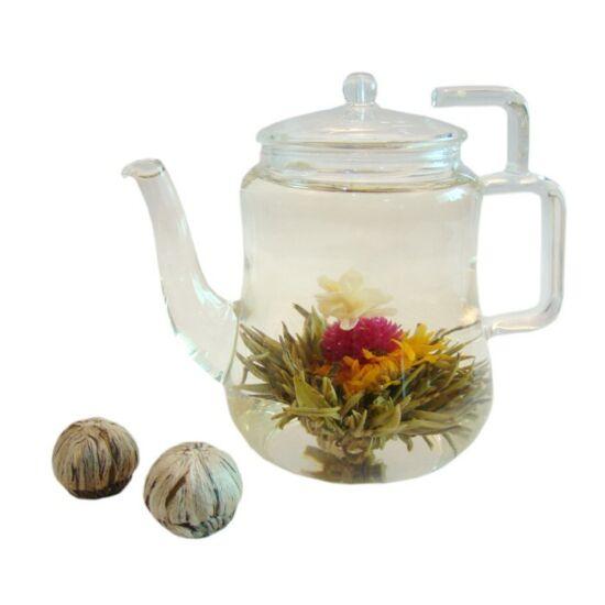 """""""Jókívánság"""" virágzó tea"""