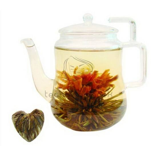 """Sweet Heart"" virágzó tea"