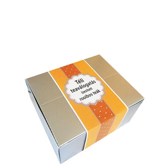 Teaválogatás ízesített rooibos teák