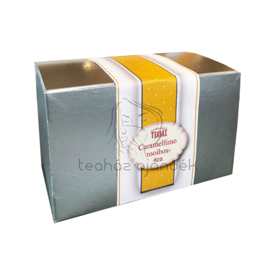 Caramellimo filteres rooibos tea