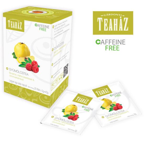 Gyümölcstea birsalma, málna ízesítéssel és citromverbénával 40g