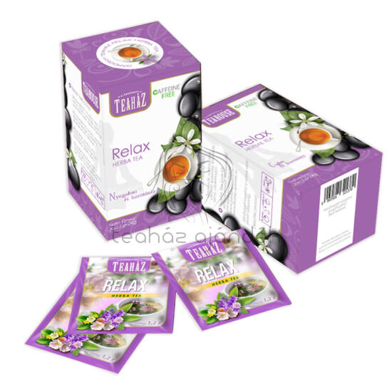 Relax herba tea 24g