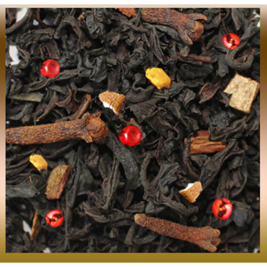Massala Chai fekete tea