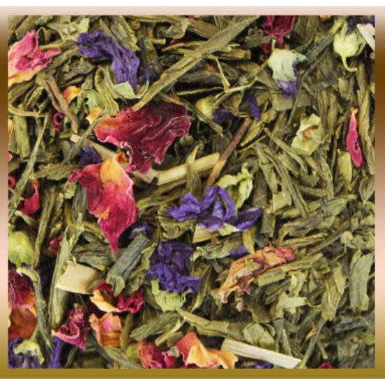 Kaktuszgyümölcs zöld tea