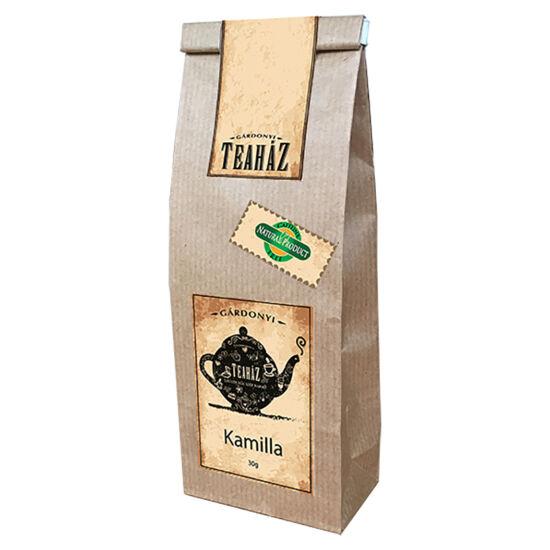 Kamillavirág szálas herba tea