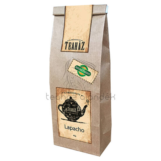 Lapacho tea 40 g-os  tasakban