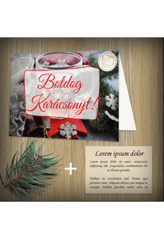 Karácsonyi üdvözlőkártya 06