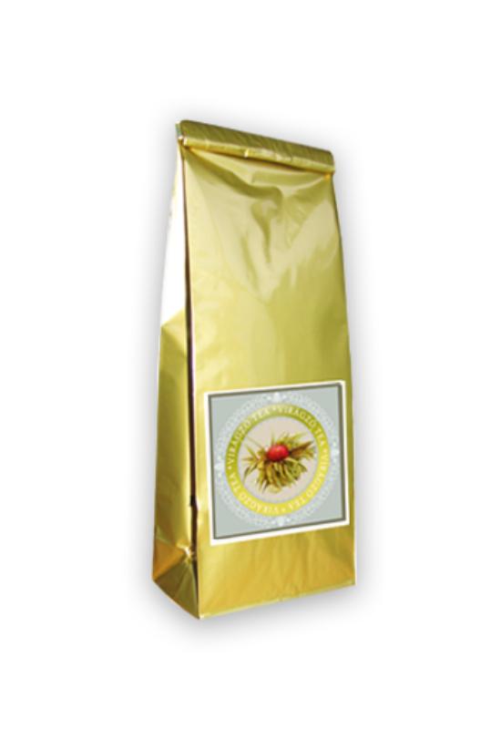 """""""Boldogság"""" virágzó tea"""