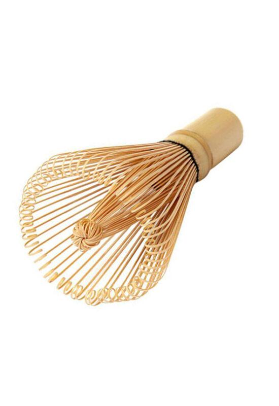 Bambusz habosító matcha teaporhoz