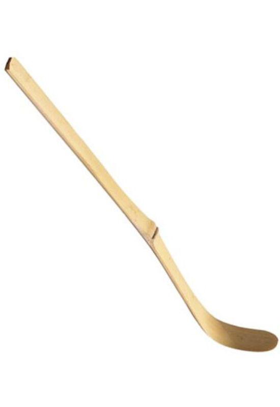 Bambusz kanál matcha teaporhoz