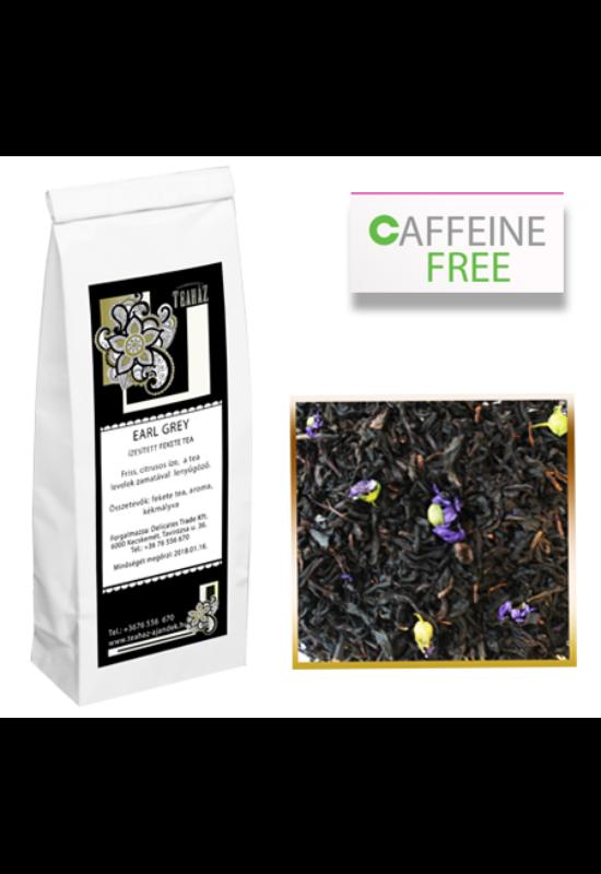 Earl Grey ízesített fekete tea 100 g