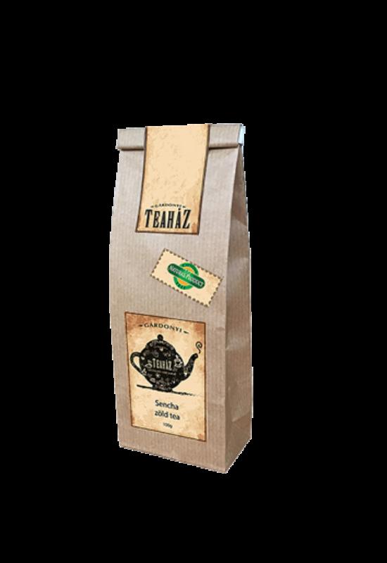 Szálas zöld tea