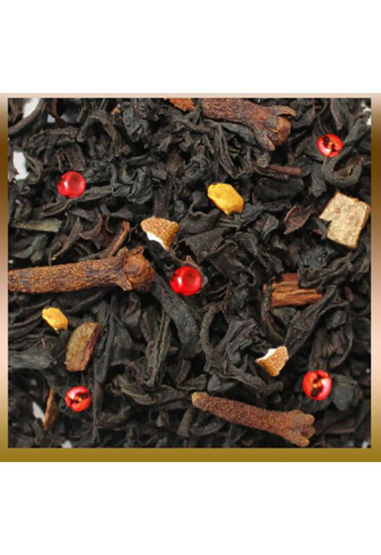 Massala Chai ízesített, szálas fekete tea