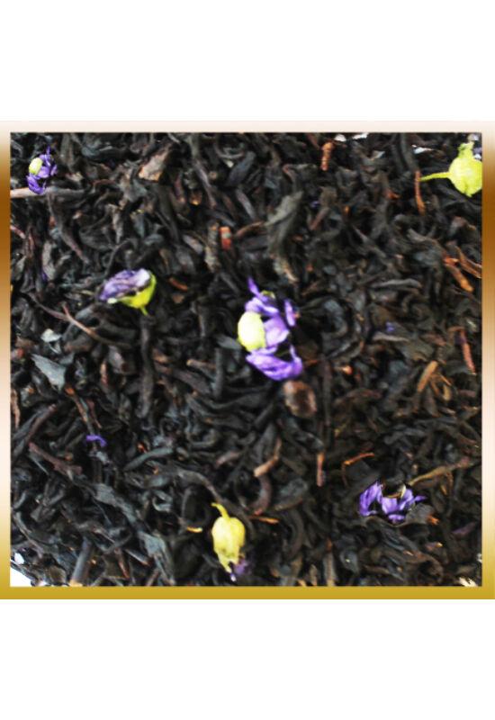 Earl Grey ízesített, szálas  fekete tea
